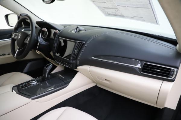 New 2021 Maserati Levante S Q4 GranLusso for sale Sold at Aston Martin of Greenwich in Greenwich CT 06830 25