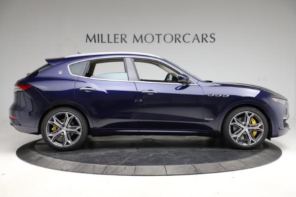New 2021 Maserati Levante S Q4 GranLusso for sale Sold at Aston Martin of Greenwich in Greenwich CT 06830 9