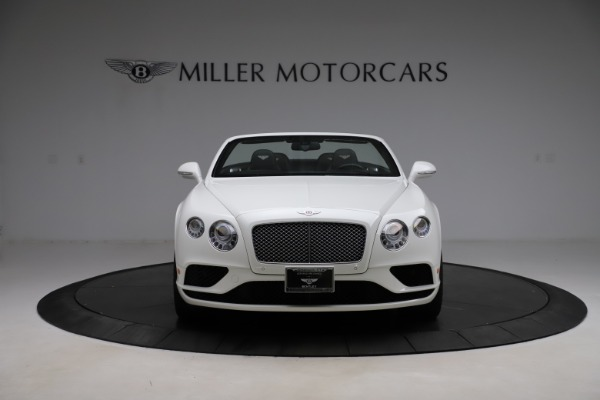 Used 2016 Bentley Continental GT V8 for sale $149,900 at Aston Martin of Greenwich in Greenwich CT 06830 12