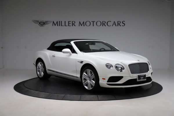 Used 2016 Bentley Continental GT V8 for sale $149,900 at Aston Martin of Greenwich in Greenwich CT 06830 19