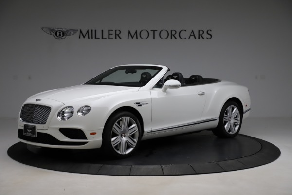 Used 2016 Bentley Continental GT V8 for sale $149,900 at Aston Martin of Greenwich in Greenwich CT 06830 2