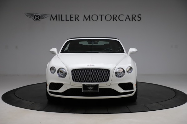 Used 2016 Bentley Continental GT V8 for sale $149,900 at Aston Martin of Greenwich in Greenwich CT 06830 20