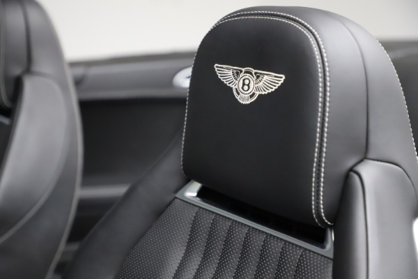 Used 2016 Bentley Continental GT V8 for sale $149,900 at Aston Martin of Greenwich in Greenwich CT 06830 28