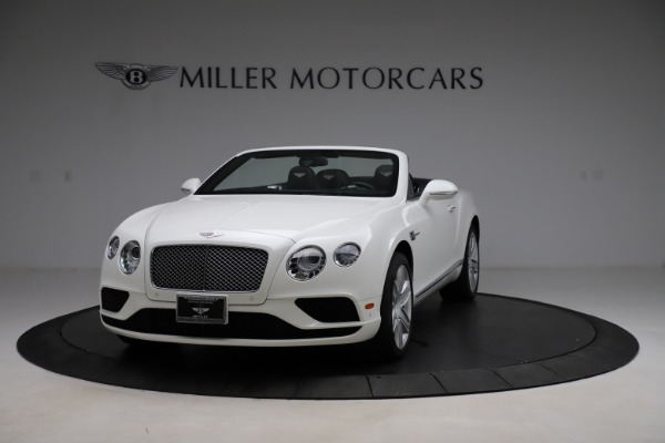Used 2016 Bentley Continental GT V8 for sale $149,900 at Aston Martin of Greenwich in Greenwich CT 06830 1