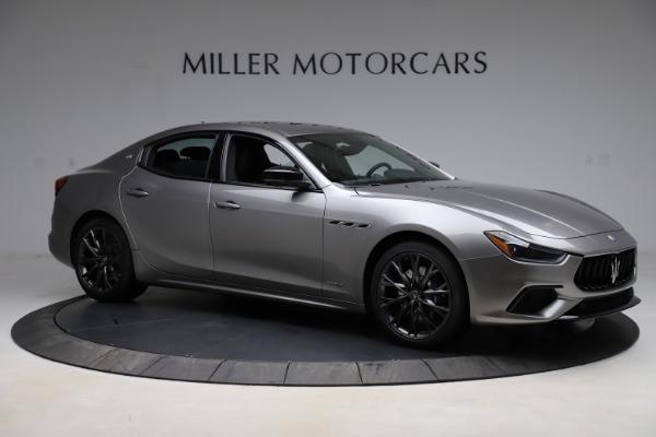 New 2021 Maserati Ghibli S Q4 GranSport for sale $98,125 at Aston Martin of Greenwich in Greenwich CT 06830 10