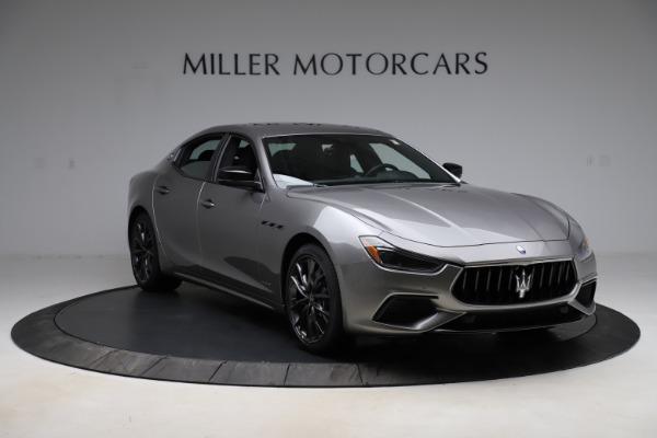 New 2021 Maserati Ghibli S Q4 GranSport for sale $98,125 at Aston Martin of Greenwich in Greenwich CT 06830 11