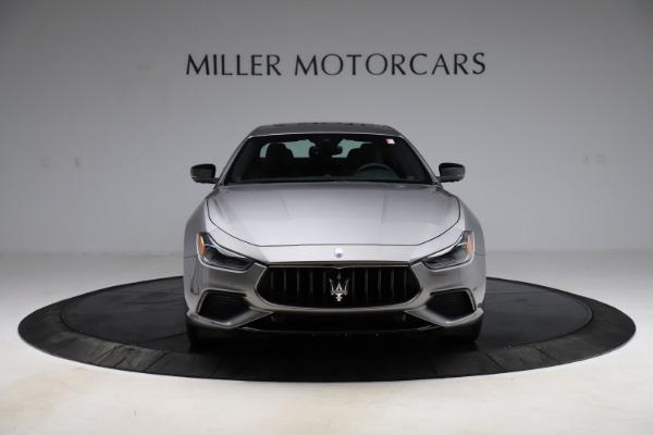 New 2021 Maserati Ghibli S Q4 GranSport for sale $98,125 at Aston Martin of Greenwich in Greenwich CT 06830 12