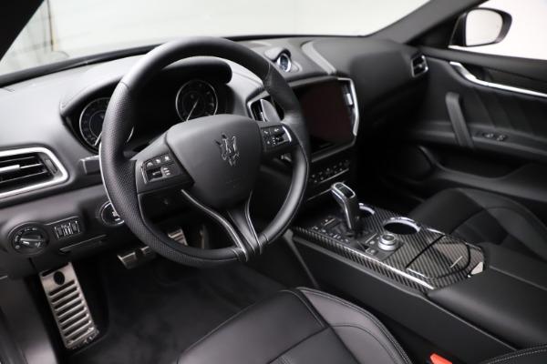 New 2021 Maserati Ghibli S Q4 GranSport for sale $98,125 at Aston Martin of Greenwich in Greenwich CT 06830 13