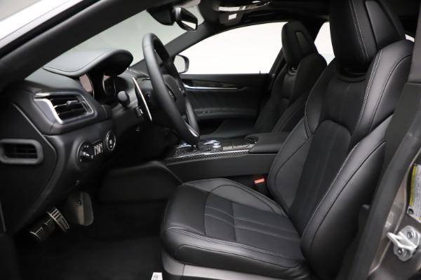 New 2021 Maserati Ghibli S Q4 GranSport for sale $98,125 at Aston Martin of Greenwich in Greenwich CT 06830 14