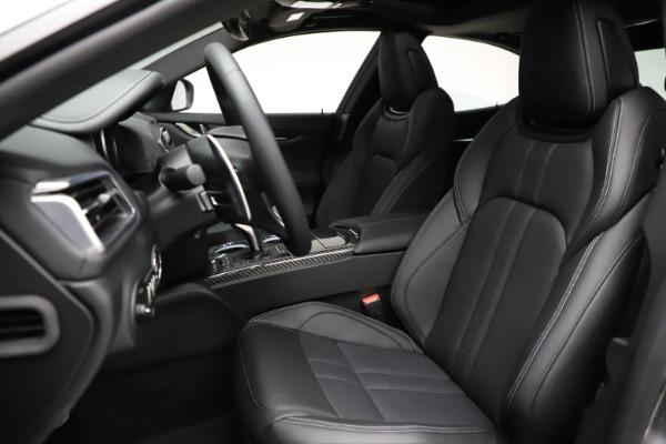 New 2021 Maserati Ghibli S Q4 GranSport for sale $98,125 at Aston Martin of Greenwich in Greenwich CT 06830 15