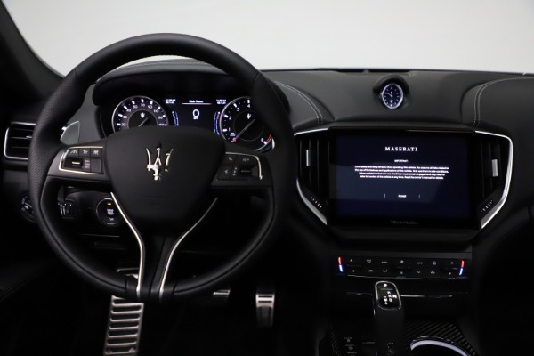 New 2021 Maserati Ghibli S Q4 GranSport for sale $98,125 at Aston Martin of Greenwich in Greenwich CT 06830 16