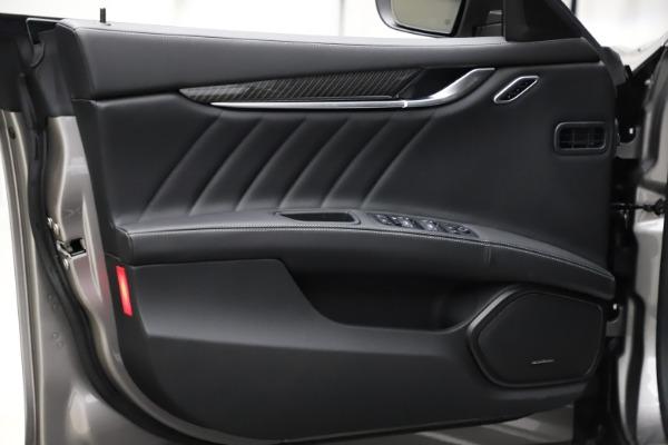 New 2021 Maserati Ghibli S Q4 GranSport for sale $98,125 at Aston Martin of Greenwich in Greenwich CT 06830 17