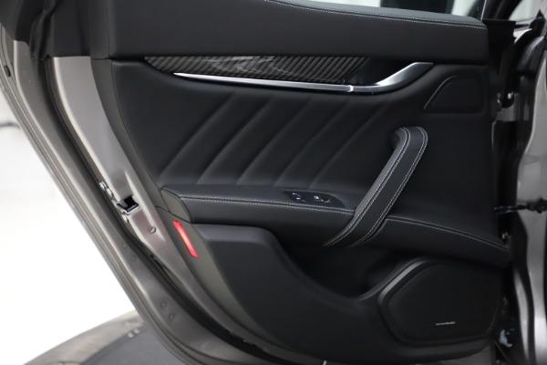 New 2021 Maserati Ghibli S Q4 GranSport for sale $98,125 at Aston Martin of Greenwich in Greenwich CT 06830 21