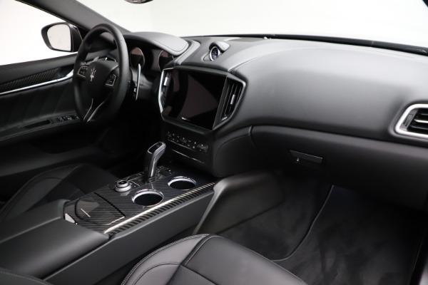 New 2021 Maserati Ghibli S Q4 GranSport for sale $98,125 at Aston Martin of Greenwich in Greenwich CT 06830 22