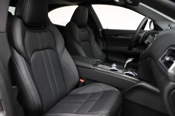 New 2021 Maserati Ghibli S Q4 GranSport for sale $98,125 at Aston Martin of Greenwich in Greenwich CT 06830 24