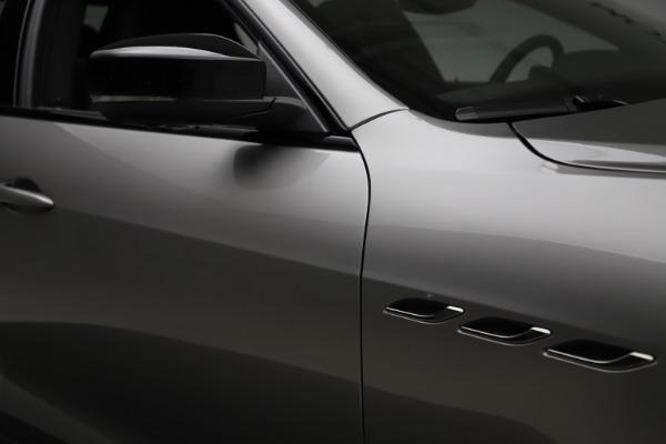 New 2021 Maserati Ghibli S Q4 GranSport for sale $98,125 at Aston Martin of Greenwich in Greenwich CT 06830 26
