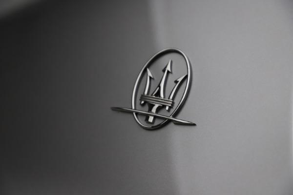New 2021 Maserati Ghibli S Q4 GranSport for sale $98,125 at Aston Martin of Greenwich in Greenwich CT 06830 27