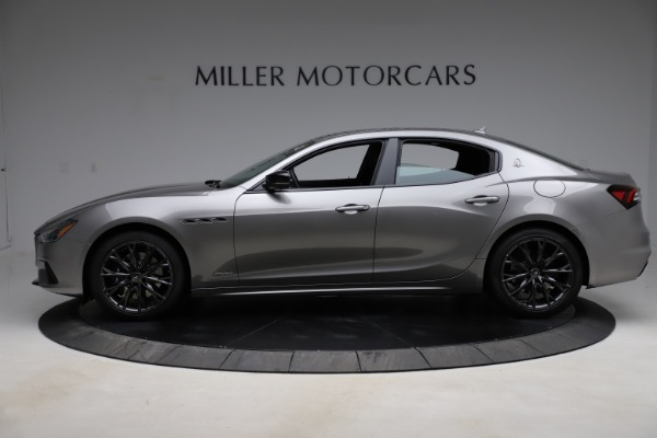 New 2021 Maserati Ghibli S Q4 GranSport for sale $98,125 at Aston Martin of Greenwich in Greenwich CT 06830 3