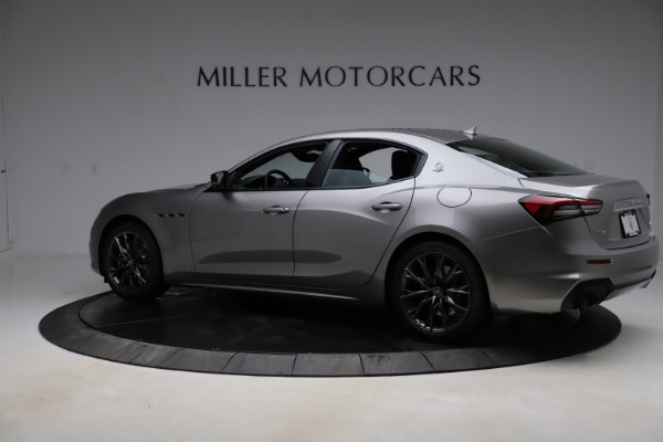 New 2021 Maserati Ghibli S Q4 GranSport for sale $98,125 at Aston Martin of Greenwich in Greenwich CT 06830 4