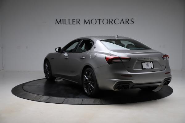 New 2021 Maserati Ghibli S Q4 GranSport for sale $98,125 at Aston Martin of Greenwich in Greenwich CT 06830 5