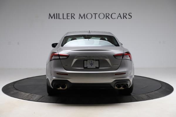 New 2021 Maserati Ghibli S Q4 GranSport for sale $98,125 at Aston Martin of Greenwich in Greenwich CT 06830 6