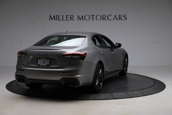 New 2021 Maserati Ghibli S Q4 GranSport for sale $98,125 at Aston Martin of Greenwich in Greenwich CT 06830 7