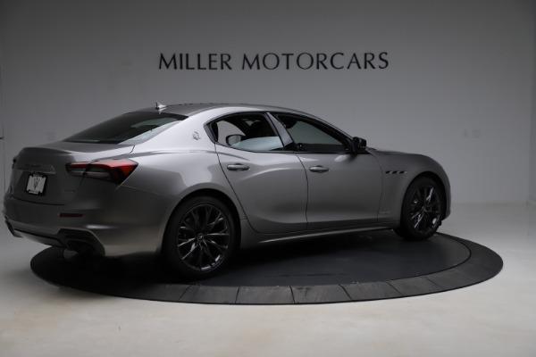 New 2021 Maserati Ghibli S Q4 GranSport for sale $98,125 at Aston Martin of Greenwich in Greenwich CT 06830 8