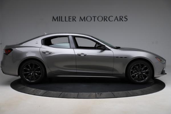 New 2021 Maserati Ghibli S Q4 GranSport for sale $98,125 at Aston Martin of Greenwich in Greenwich CT 06830 9