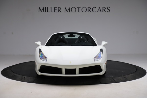 Used 2017 Ferrari 488 Spider for sale $284,900 at Aston Martin of Greenwich in Greenwich CT 06830 12
