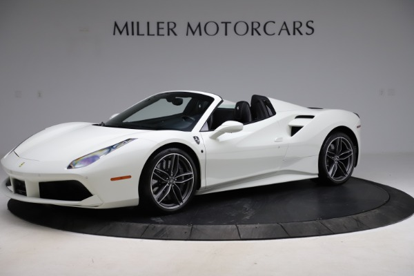 Used 2017 Ferrari 488 Spider for sale $284,900 at Aston Martin of Greenwich in Greenwich CT 06830 2