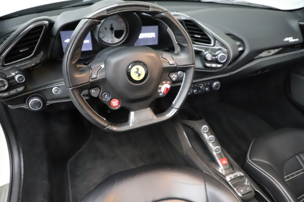 Used 2017 Ferrari 488 Spider for sale $284,900 at Aston Martin of Greenwich in Greenwich CT 06830 24