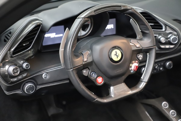 Used 2017 Ferrari 488 Spider for sale $284,900 at Aston Martin of Greenwich in Greenwich CT 06830 26