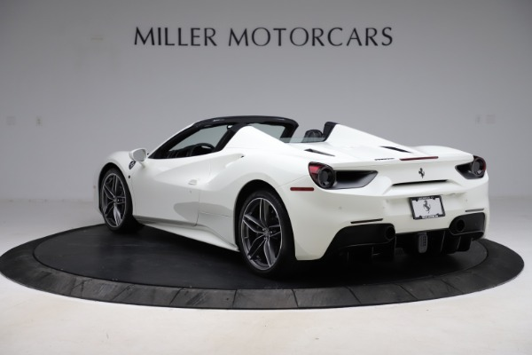 Used 2017 Ferrari 488 Spider for sale $284,900 at Aston Martin of Greenwich in Greenwich CT 06830 5