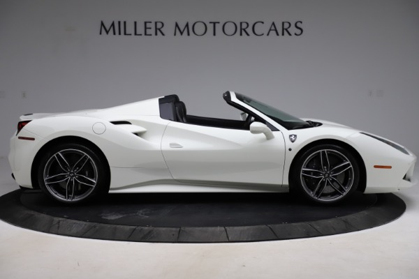 Used 2017 Ferrari 488 Spider for sale $284,900 at Aston Martin of Greenwich in Greenwich CT 06830 9