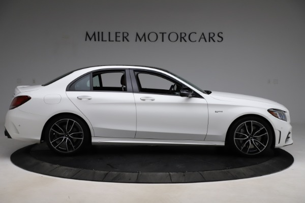 Used 2019 Mercedes-Benz C-Class AMG C 43 for sale $51,900 at Aston Martin of Greenwich in Greenwich CT 06830 10