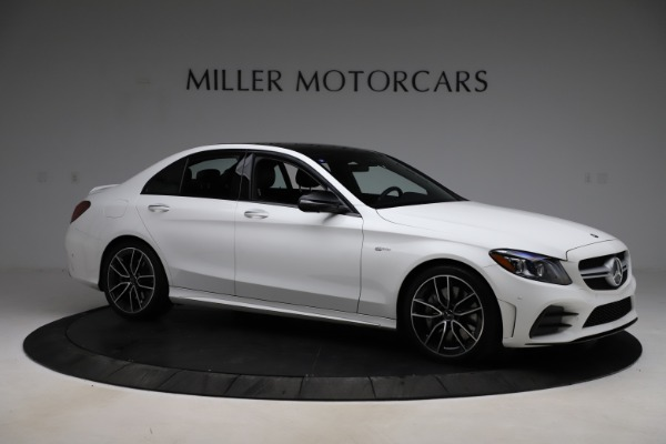 Used 2019 Mercedes-Benz C-Class AMG C 43 for sale $51,900 at Aston Martin of Greenwich in Greenwich CT 06830 11