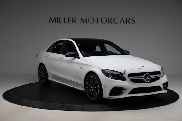 Used 2019 Mercedes-Benz C-Class AMG C 43 for sale $51,900 at Aston Martin of Greenwich in Greenwich CT 06830 12