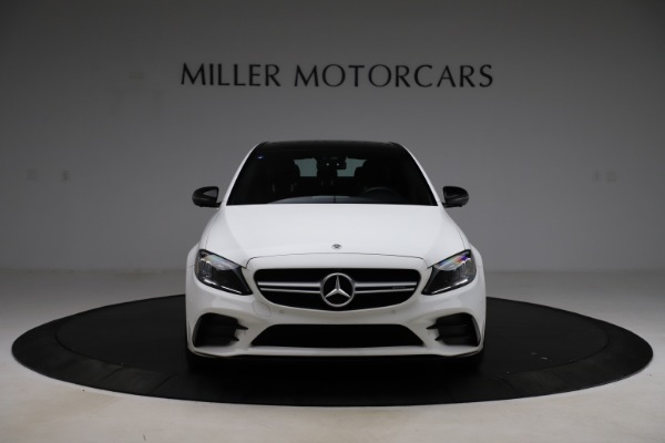 Used 2019 Mercedes-Benz C-Class AMG C 43 for sale $51,900 at Aston Martin of Greenwich in Greenwich CT 06830 13