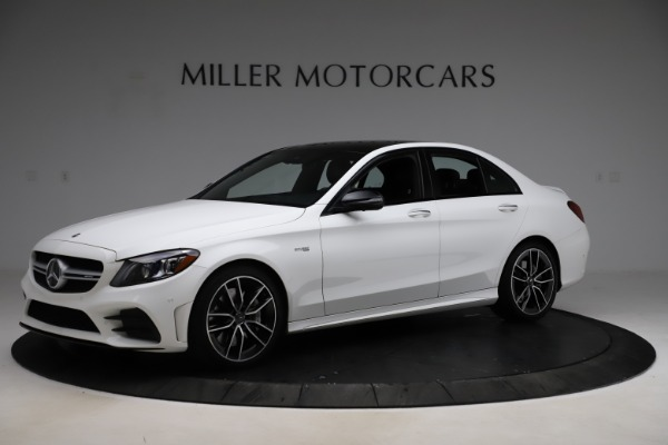 Used 2019 Mercedes-Benz C-Class AMG C 43 for sale $51,900 at Aston Martin of Greenwich in Greenwich CT 06830 3