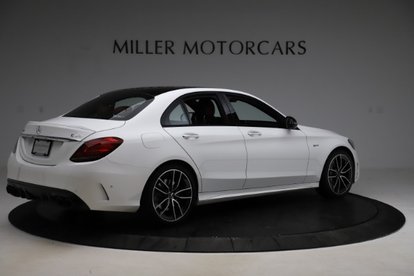 Used 2019 Mercedes-Benz C-Class AMG C 43 for sale $51,900 at Aston Martin of Greenwich in Greenwich CT 06830 9