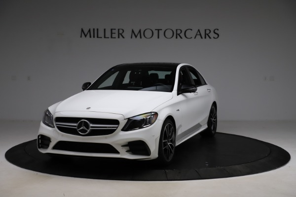 Used 2019 Mercedes-Benz C-Class AMG C 43 for sale $51,900 at Aston Martin of Greenwich in Greenwich CT 06830 1