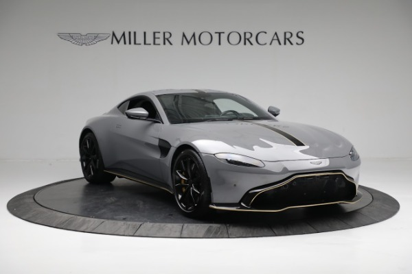 Used 2019 Aston Martin Vantage for sale $129,900 at Aston Martin of Greenwich in Greenwich CT 06830 10
