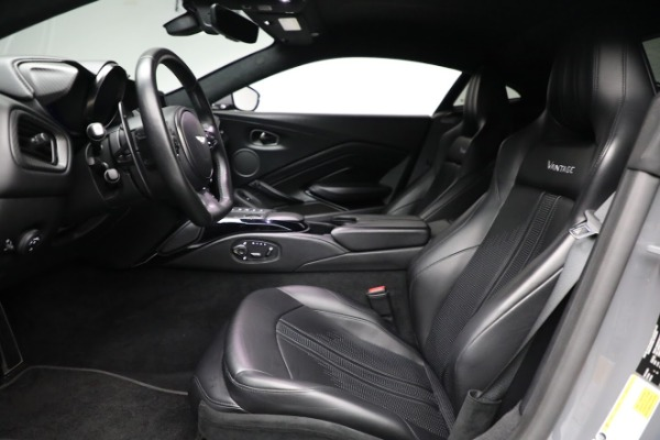 Used 2019 Aston Martin Vantage for sale $129,900 at Aston Martin of Greenwich in Greenwich CT 06830 14