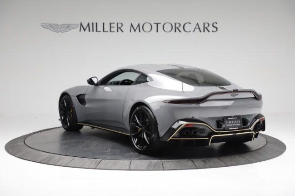 Used 2019 Aston Martin Vantage for sale $129,900 at Aston Martin of Greenwich in Greenwich CT 06830 4