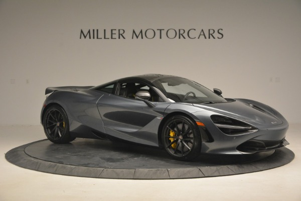 Used 2018 McLaren 720S Performance for sale $234,900 at Aston Martin of Greenwich in Greenwich CT 06830 10