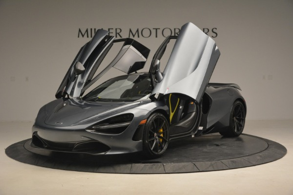 Used 2018 McLaren 720S Performance for sale $234,900 at Aston Martin of Greenwich in Greenwich CT 06830 14
