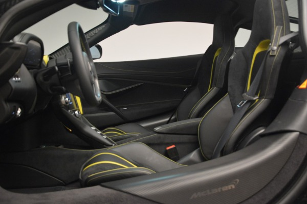 Used 2018 McLaren 720S Performance for sale $234,900 at Aston Martin of Greenwich in Greenwich CT 06830 19