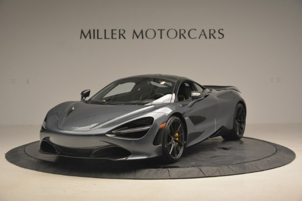 Used 2018 McLaren 720S Performance for sale $234,900 at Aston Martin of Greenwich in Greenwich CT 06830 2