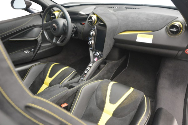 Used 2018 McLaren 720S Performance for sale $234,900 at Aston Martin of Greenwich in Greenwich CT 06830 21