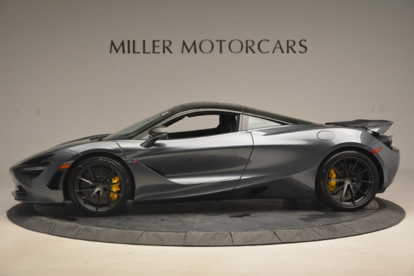 Used 2018 McLaren 720S Performance for sale $234,900 at Aston Martin of Greenwich in Greenwich CT 06830 3